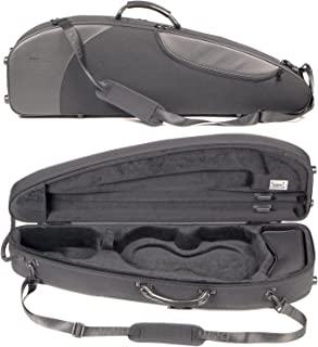 Bam France Classic 5003S Shaped 4/4 Violin Case with Black Exterior