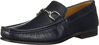 حذاء بدون كعب Donald J Pliner رجالي Darrin-S أزرق بحري، 7 D US
