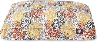 Majestic Pet Citrus Blooms Medium Rectangle Pet Bed