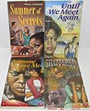 Bluford Series Four Book Bundle Includes: Until We Meet Again - Shattered - Summer of Secrets - Someone to Love Me -