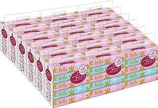 ハロー 8221 ソフトパックティシュ 2枚組 150組 5個1パック x 18パック入 【箱売り】