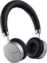 Pioneer SE-MJ561BT-S Circumaural Diadema Plata Audífono - Audífonos (Circumaural, Diadema, 9 - 22000 Hz, Dinámico, Cerrado, Bluetooth)