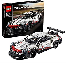 LEGO Technic - Porsche 911 RSR, maqueta