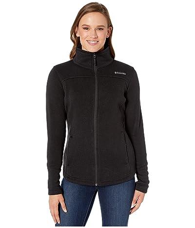 Columbia Canyon Pointtm Sweater Fleece Full Zip (Black) Women