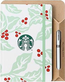 スターバックス ホリデー 2018 ジャーナル ブック コーヒー チェリー & ペン