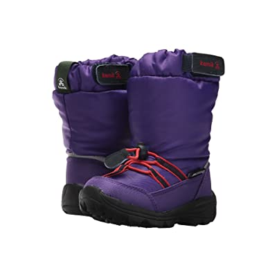 Kamik Kids Arvid (Toddler) (Purple) Girls Shoes