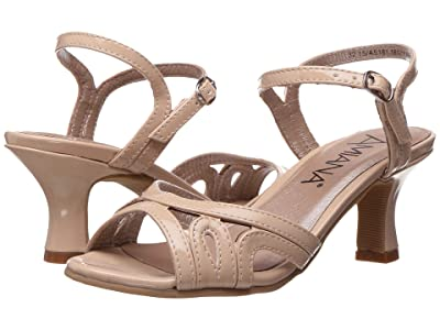 Amiana 15-A5181 (Little Kid/Big Kid/Adult) (Nude Patent) Girls Shoes