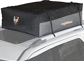 Rightline Gear Sport 3 Car Top Carrier, 18 cu ft, 100% Waterproof, Attaches With or Without Roof Rack