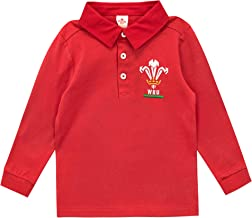 baby boy welsh rugby shirt