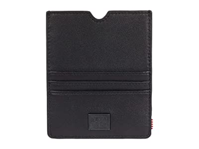 Herschel Supply Co. Eugene Leather RFID (Black) Wallet