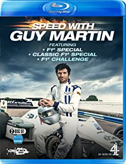Speed with Guy Martin: F1 Special/Classic F1 Special/F1 Challenge