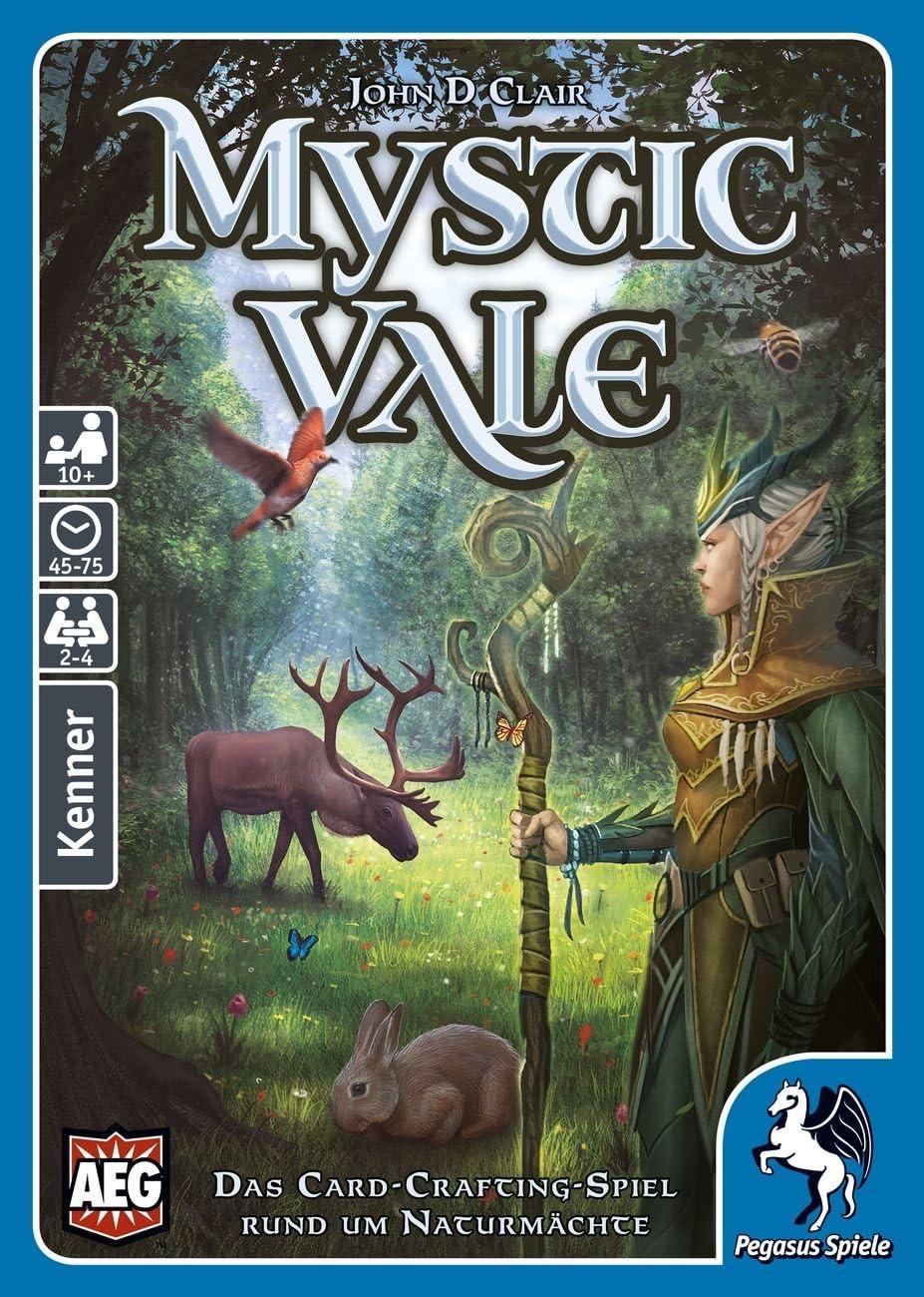 Pegasus Spiele 20G   Mystic Vale deutsche Ausgabe Amazon.de ...