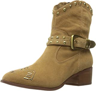 BCBGeneration Women's Bg-lokki Ankle Bootie, Wheat, 8 M US