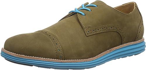 Chung Shi SENSOMO II, zapatos de Cordones Oxford para mujer