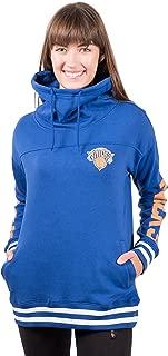 knicks hoodie warm up
