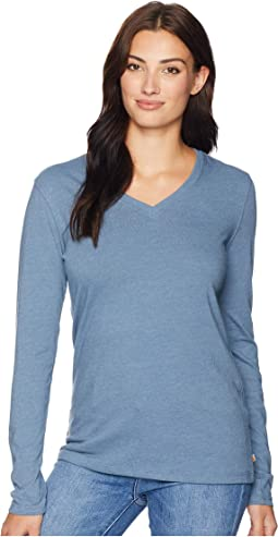 Lockhart Long Sleeve V-Neck Tee