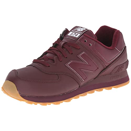 burgundy new balance ladies