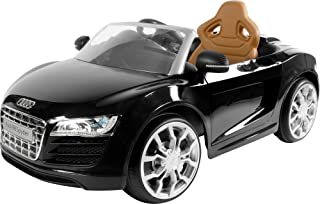 audi r8 spyder ride-on car