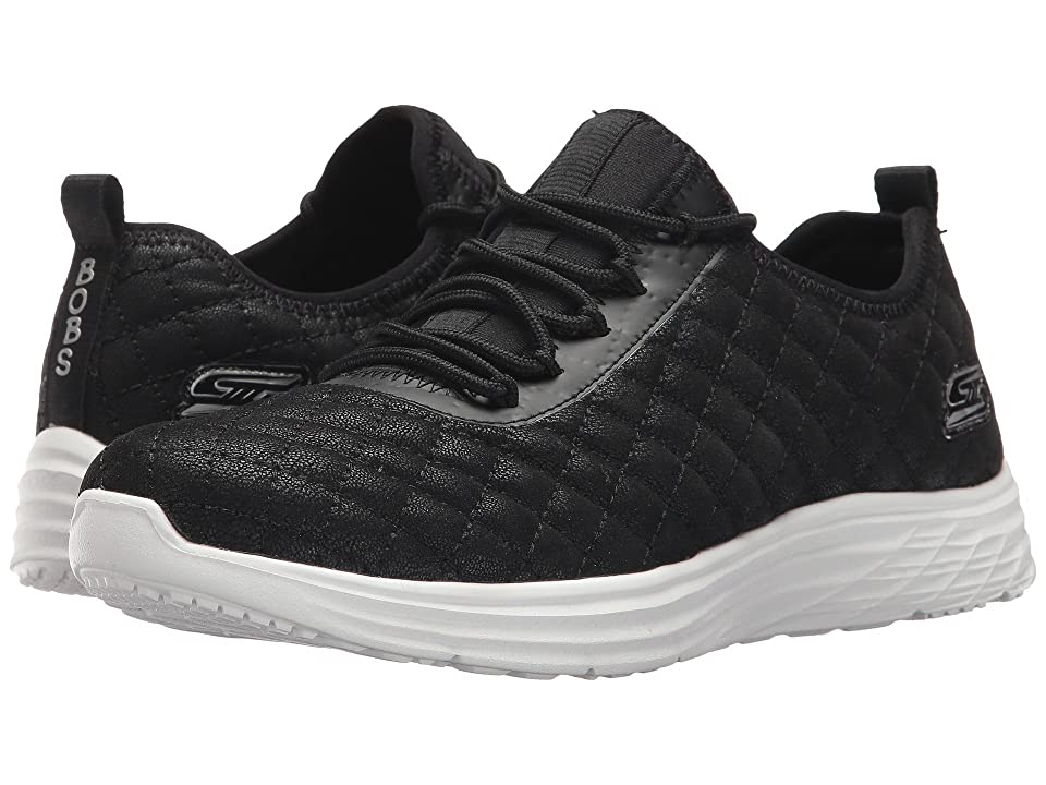 BOBS from SKECHERS Bobs Swift Strobe Light (Black) Women