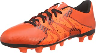 adidas X15.4 FG Mens Football Boots/Cleats - Orange