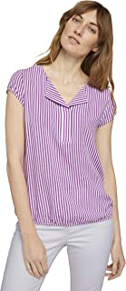 TOM TAILOR 1024062 Print dames bloes