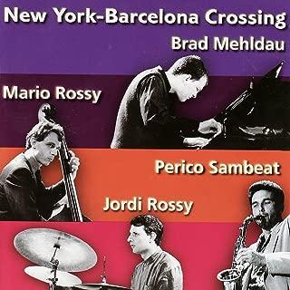 New York -Barcelona Crossing