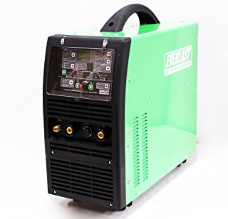 2019 Everlast PowerTIG 350EXT 350amp Digital AC DC TIG STICK Pulse Welder