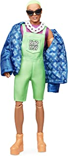 Barbie BMR1959 Ken Fully Poseable Fashion Doll with Neon...