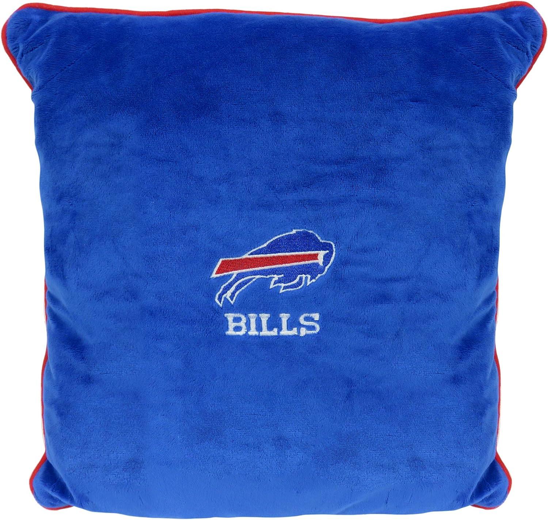 Pets First NFL THROW PILLOW - BILLS Cozy
