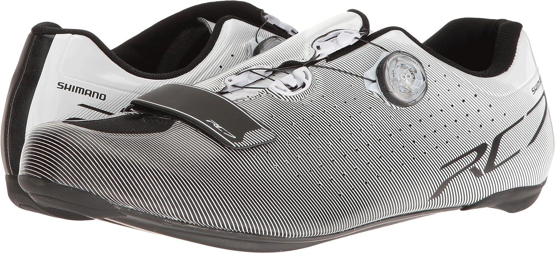 Shimano SHRC7 Road Competition shoes Men's Cycling 47 EU White