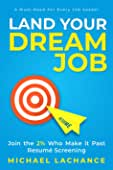 Land Your Dream Job: Join the 2% Who Make it Past Resumé Screening best CV and Resume Books