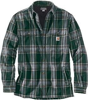 Men's Big & Tall Hubbard Sherpa Lined Shirt Jacket