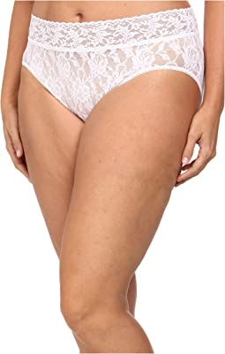 Plus Size Signature Lace French Brief