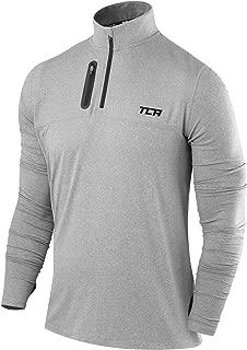 Men's Fusion Pro Quickdry Long Sleeve Half-Zip Running Shirt