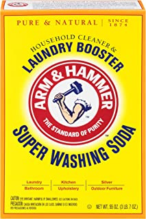 Arm & Hammer Super Washing Soda 55 oz.