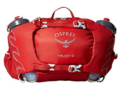 Osprey Talon 6 (Martian Red) Backpack Bags