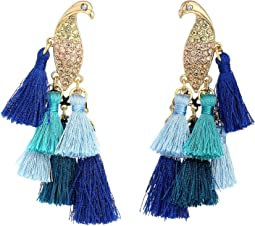 Nom De Plume Earrings