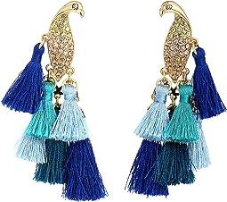 Nom De Plume Earrings