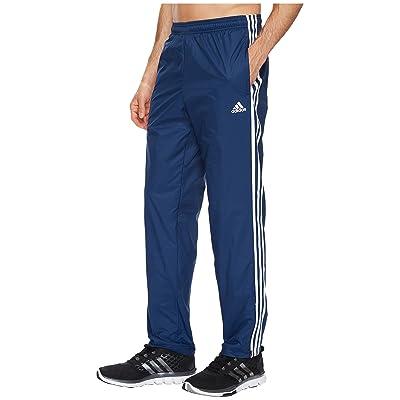 adidas Essentials 3S Wind Pants (Collegiate Navy/Collegiate Navy/White) Men