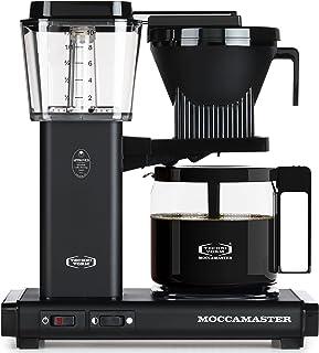 Technivorm 59656 KBG Coffee Brewer, 40 oz, Matte Black