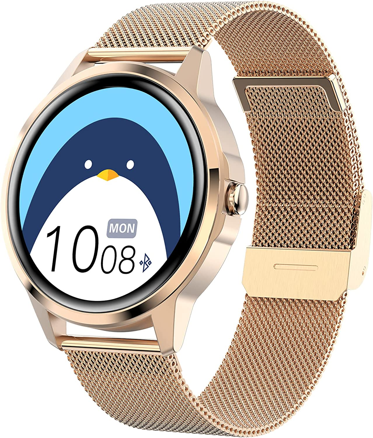 Smart Watch for Industry No. 1 Women Men In stock MISOGOWH Touch Smartwatch Full Screen