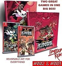Switch Limited Run #2 + #3: The Tribute Treasure Box (Mercenary Kings/Flinthook)
