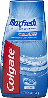 Colgate 2 in 1 Toothpaste Gel and Mouthwash ,4.6 Oz (Pack of 12)