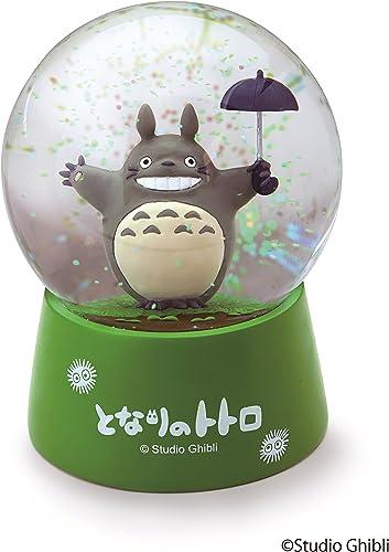 ¡no ser extrañado! My Neighbor Totoro Snow Snow Snow Globe Big Totoro & Umbrella 13 cm Benelic Studio Ghibli  envio rapido a ti