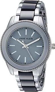Anne Klein Dress Watch (Model: AK/3215GYSV)
