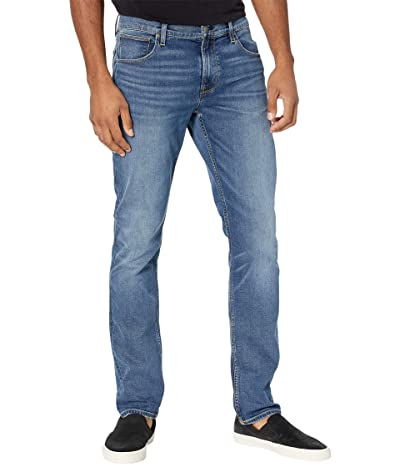 Hudson Jeans Blake Slim Straight Zip Fly in Falls (Falls) Men