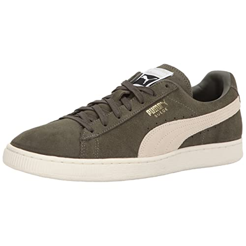 the best attitude 37571 55192 Olive Green Pumas: Amazon.com