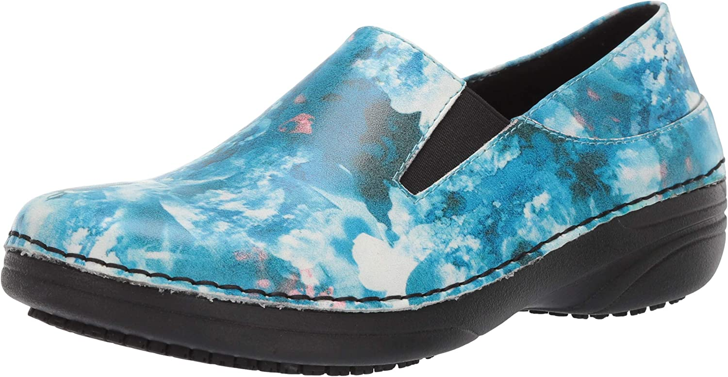 Spring Step Professional Womens Manila-Clouds Clog