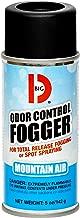 pet odor fogger