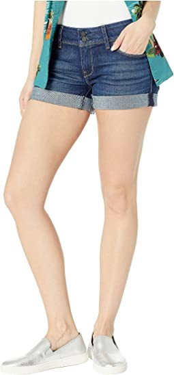Croxley Midthigh Shorts in Nightfall
